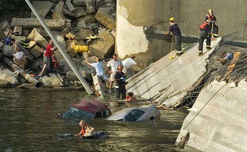 ミネソタの橋の事故11