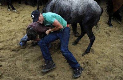 スペインの馬祭り03