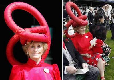 奇抜な帽子09