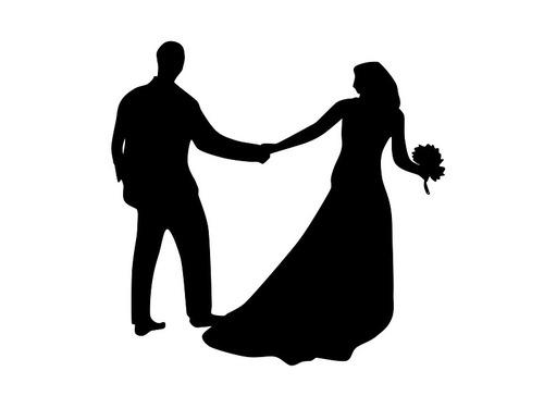 パーフェクトな結婚写真
