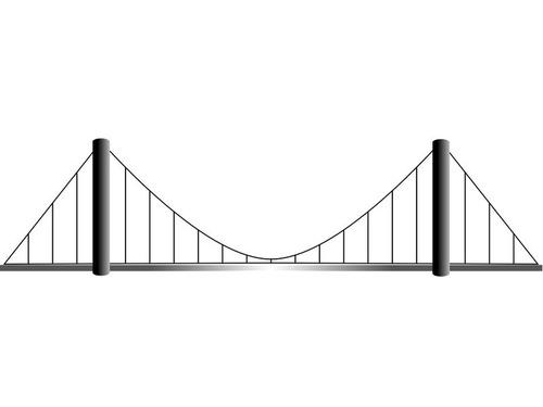 巨大な橋を建てた年に川だけ移動