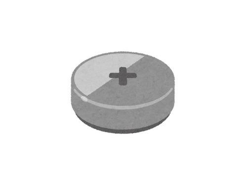 ボタン電池の誤飲防止