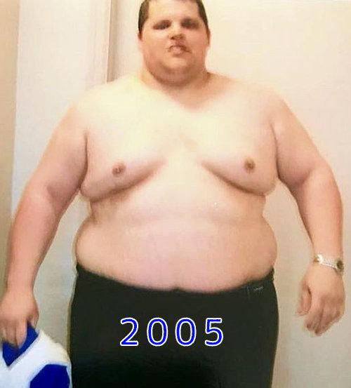 10か月で別人のような肉体を手に入れた男02