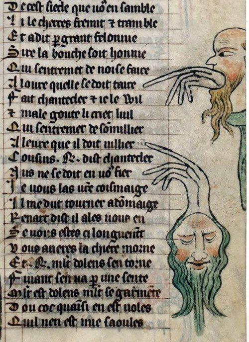ヨーロッパ中世の書物の注記07