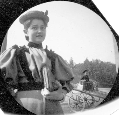 19世紀の隠しカメラ写真08