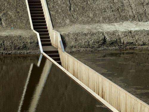 モーゼのような橋07