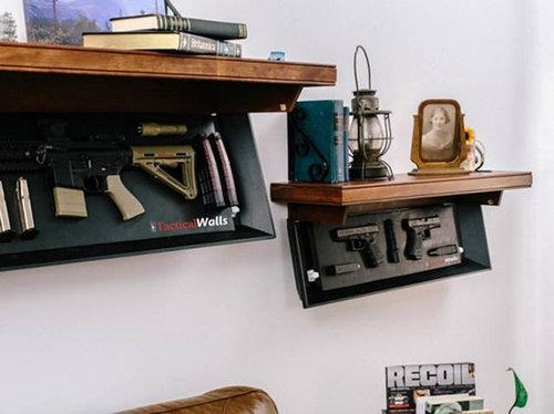 銃の隠し場所22