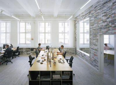 理想的なオフィス17