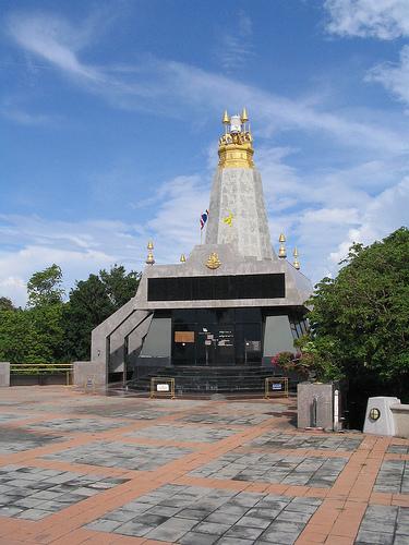 世界の灯台-プロンテープ灯台(タイ)