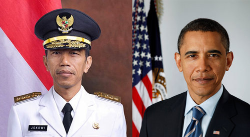 オバマと金正恩のそっくりさん06