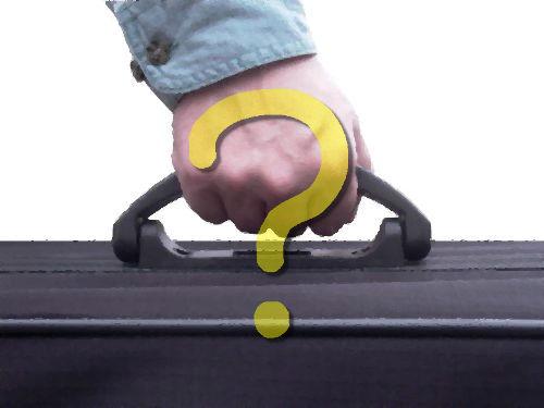こうするとスーツケースが軽くなるんだ00