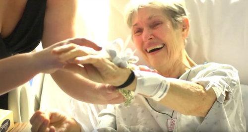 結婚式に出席できなかったおばあちゃん08