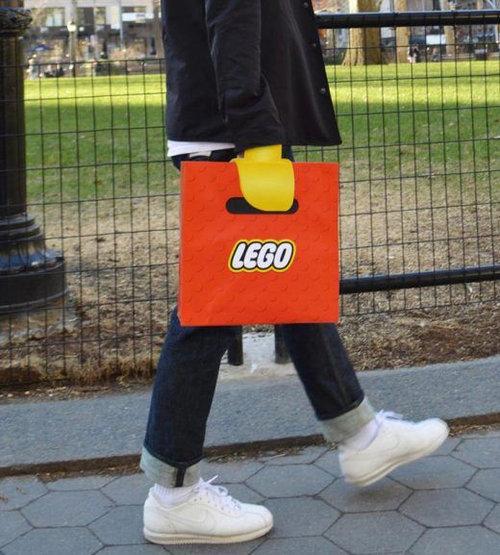 レゴマンになれるレゴバッグ01