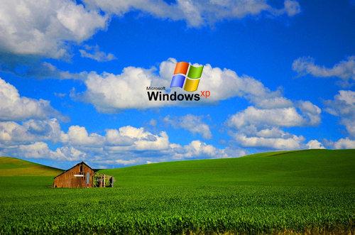 Windows XPの景色03