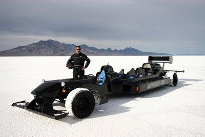 F1みたいなリムジン01