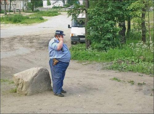 ロシアの警官12