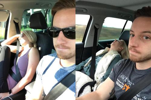 妻と僕の車旅行08