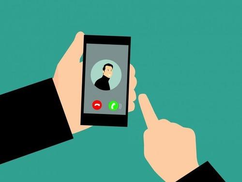 電話で会話をするときのタイムライン00