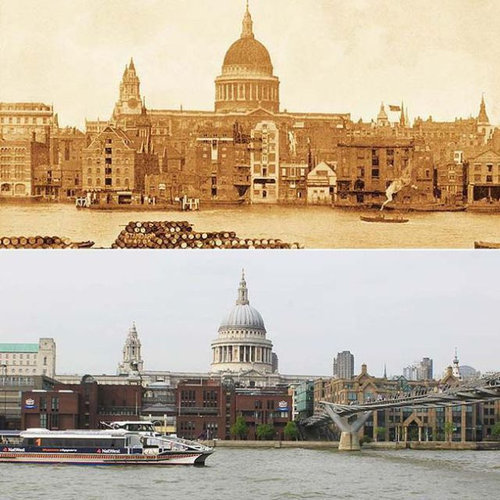 ロンドンの115年05