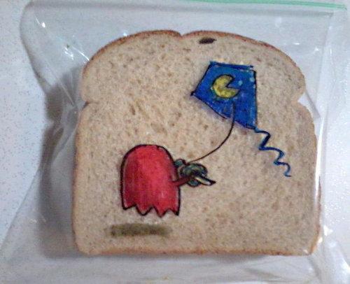 サンドイッチアート13