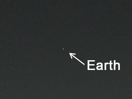 火星から地球を見上げると、こう見える03