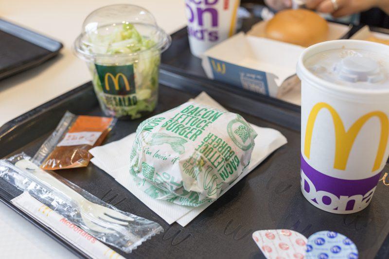 これは驚き…!不健康と言われるマクドナルドのハンバーガーを、栄養学的に検証してみた結果