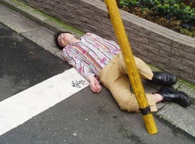 眠たい日本人15