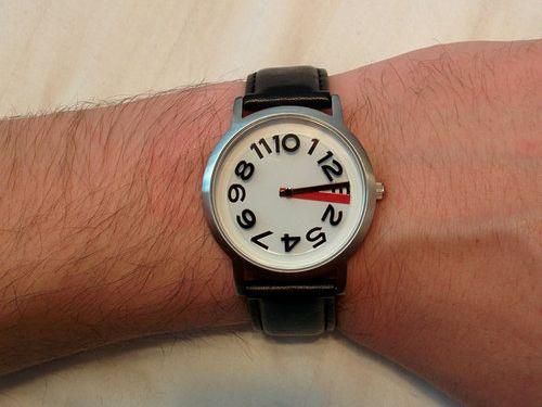 ユニークな腕時計07