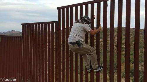アメリカとメキシコの国境を超える簡単な方法04