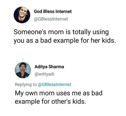 よそのお母さんがすること、自分のお母さんがすること01