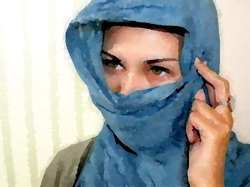 イスラム社会の超過激派の女性の地位の進化00
