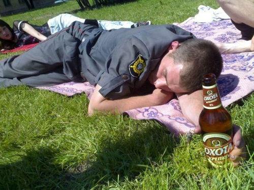 ロシアの警官05