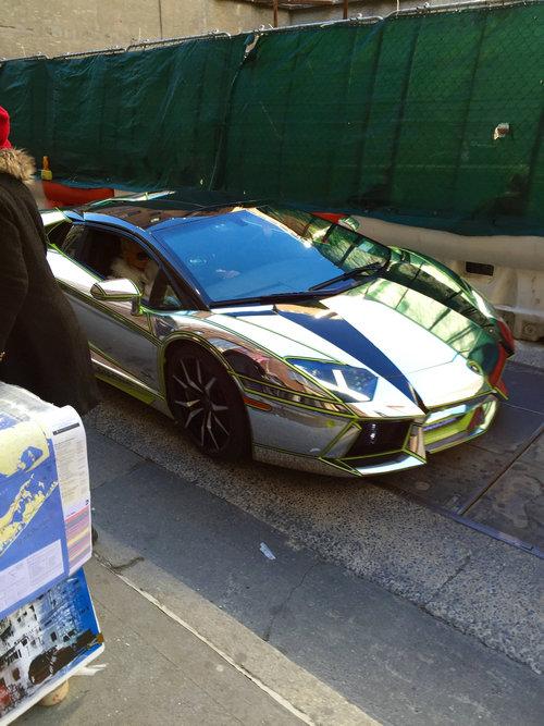 今日東京で見た車03