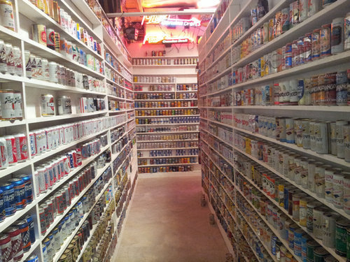 ビール缶のコレクション 005