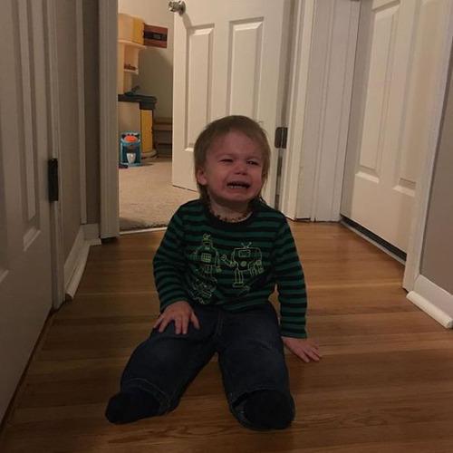 子どもは泣くけど…09