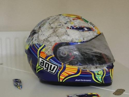ヘルメットの重要性14