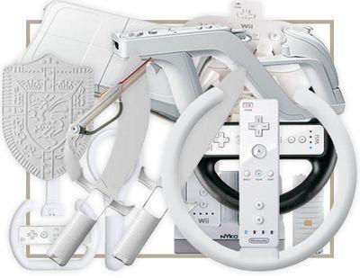 Wiiの周辺機器