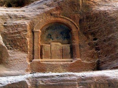 世界遺産ペトラ-ヨルダン11