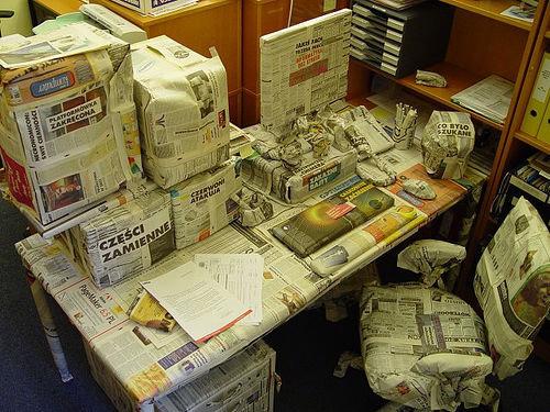 オフィスのイタズラA02