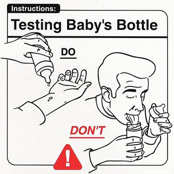 赤ちゃんの取扱説明書03