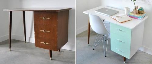 旧ソ連の家具をリメイク10