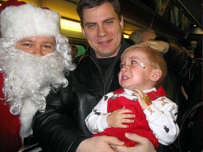 サンタクロースが怖い05
