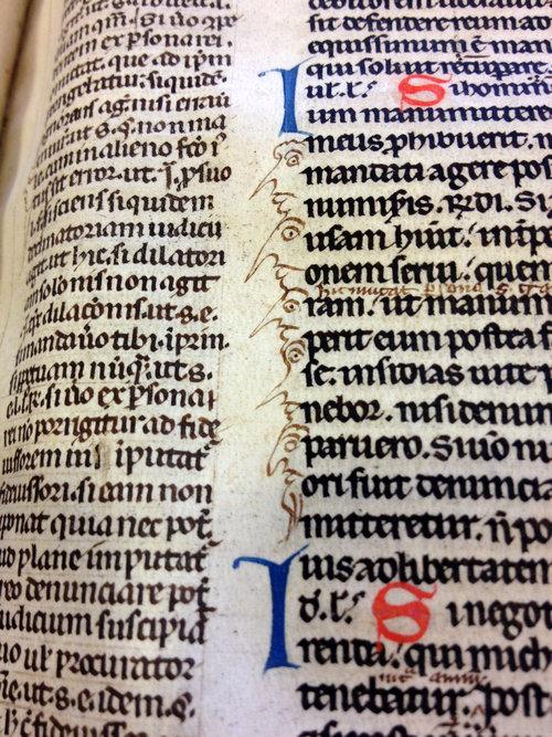中世ヨーロッパの落書き06