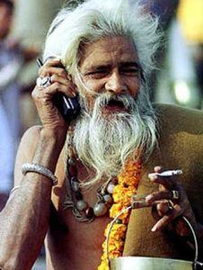 インドの携帯01