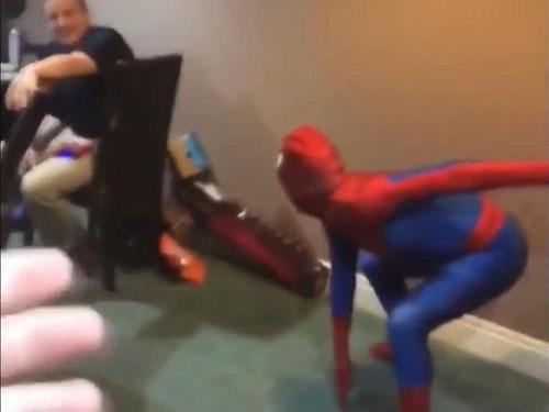 スパイダーマン・フォーエバー00