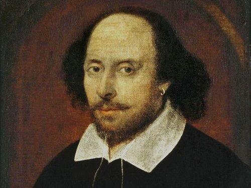 シェイクスピアの記念硬貨00
