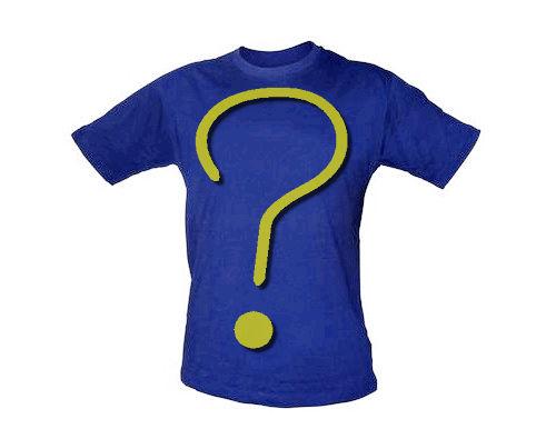 「彼女がいつも同じシャツを着てると言う」00