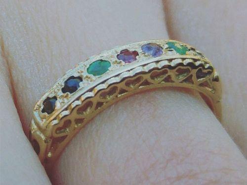 愛を意味する指輪02