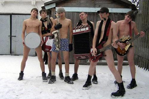ロシア人と冬12