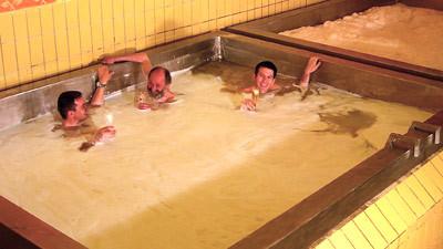 ビール風呂01